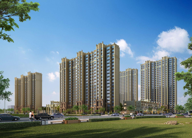 北京市通州区永乐店镇中心区永乐店一村旧村改造住房项目