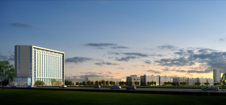 北京市顺义区高丽营镇于庄地区商务办公项目
