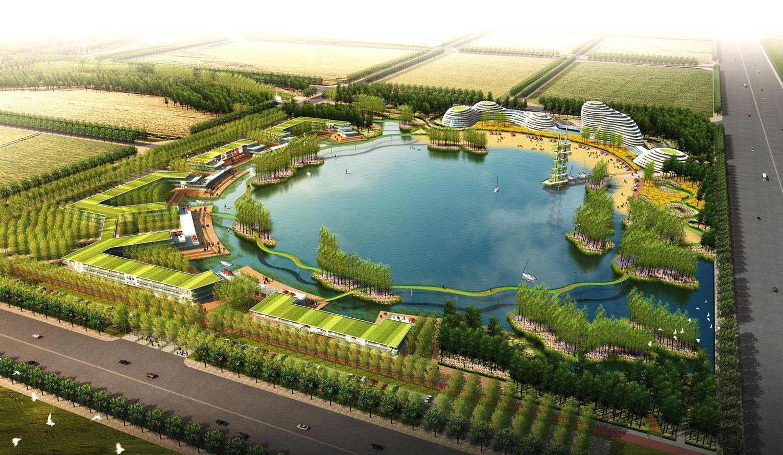 杨下河滨水生态景观建设规划