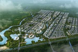 利辛县滨河新区概念性规划及城市设计