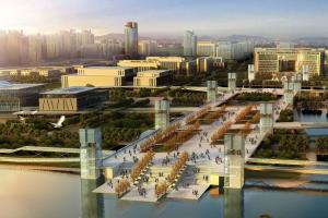 胶州湾产业新区创业中心城市设计