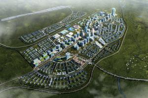 楚雄东瓜片区城市设计