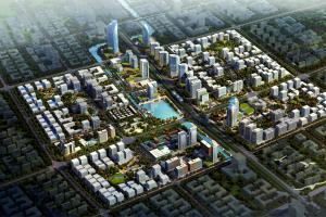 国家级连云港经济技术开发区新海连·创智街区城市设计