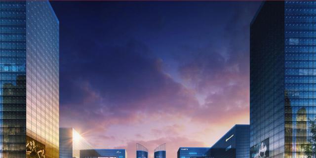 鸡西市鸡冠区西南部新区概念性城市设计