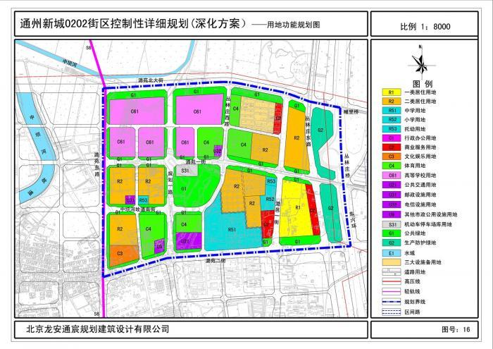 0202街区深化方案-用地规划图