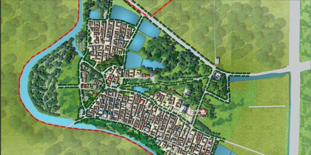 北京市顺义区高丽营镇一村村庄规划(2018年-2035年)